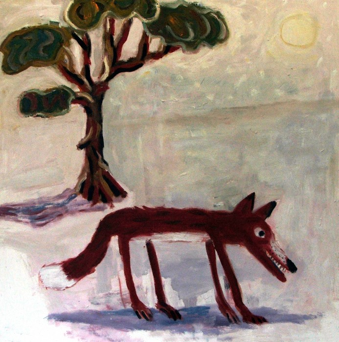 Gary Goodman – Fox and Tree